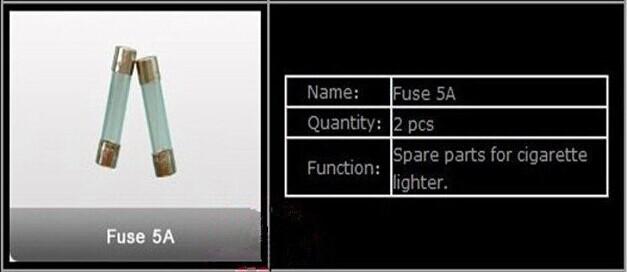 Autoboss V30 Fuse 5A