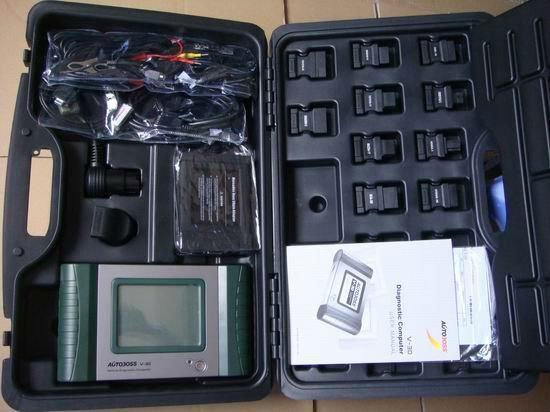 Autoboss V30 Universal Diagnostic Tool-package