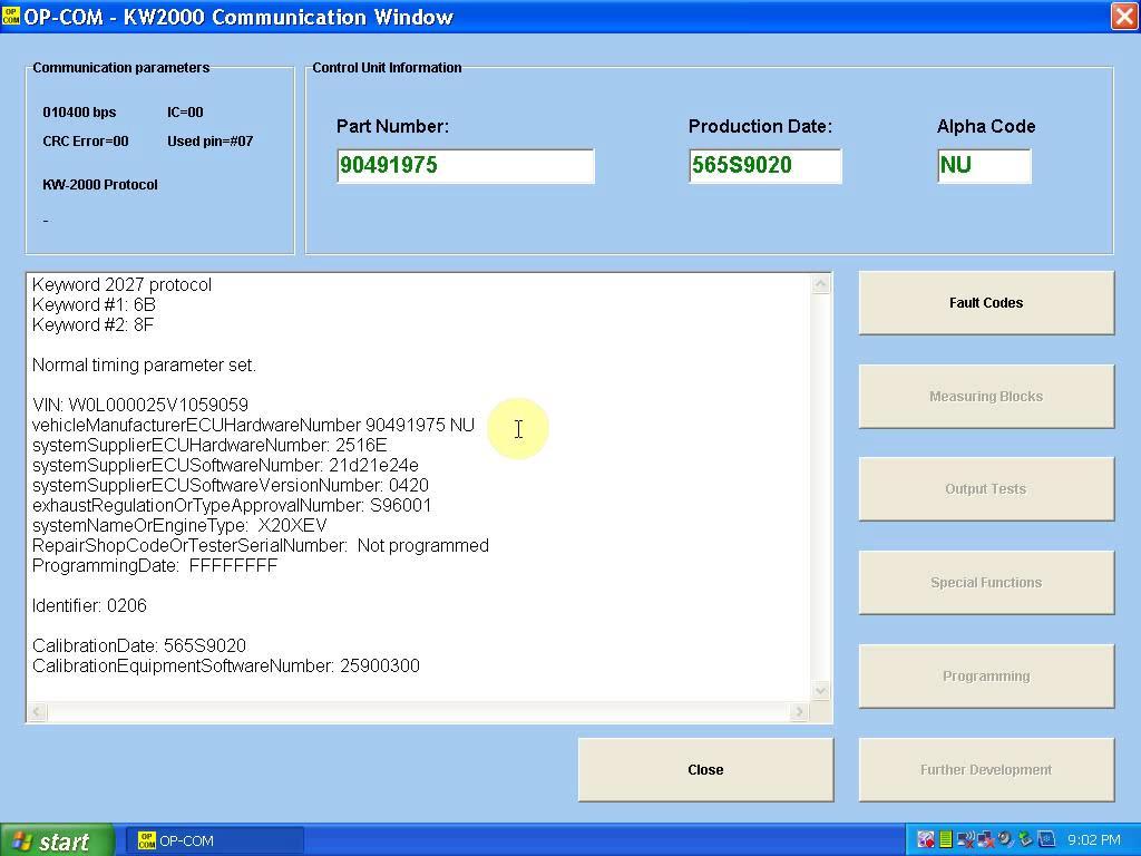 install OP COM 1.59-7
