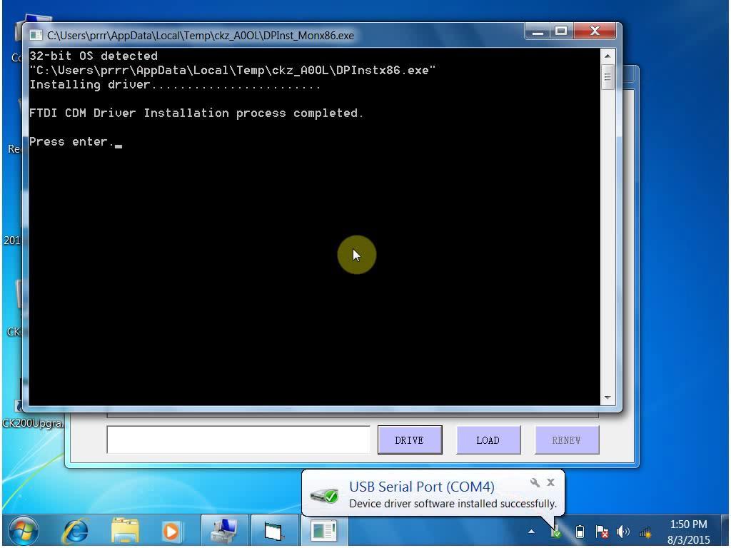 update v38.05 ck200-4