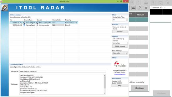 ITool Rader