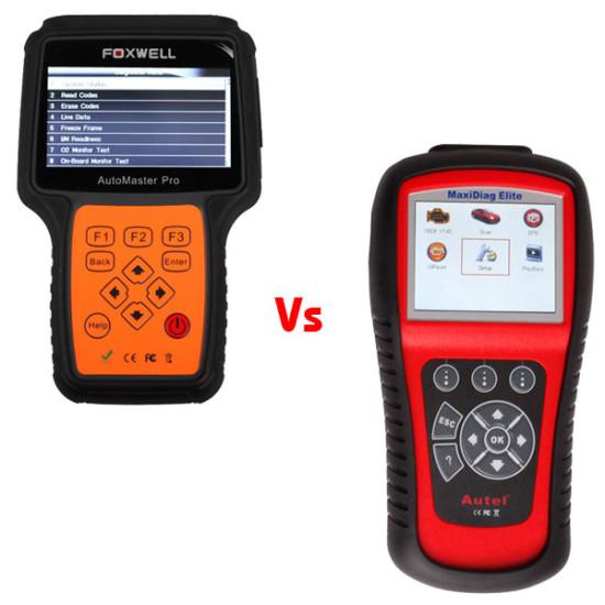 Foxwell nt644 vs DS708