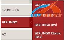 Select-vehicle-model-Berlingo-Berlingo-2
