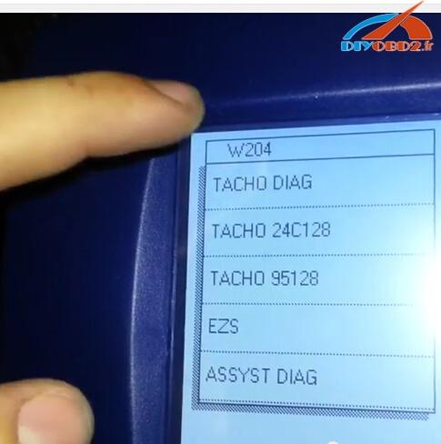 correction 5 Digiprog-3 odomètre