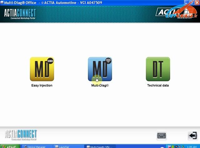 logiciel multidiag actia gratuit