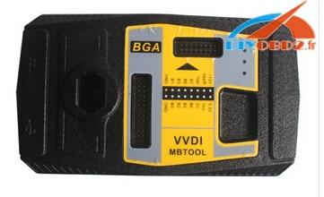 Original outil Xhorse v2.0.7 VVDI MB PGI Benz Key Programmer