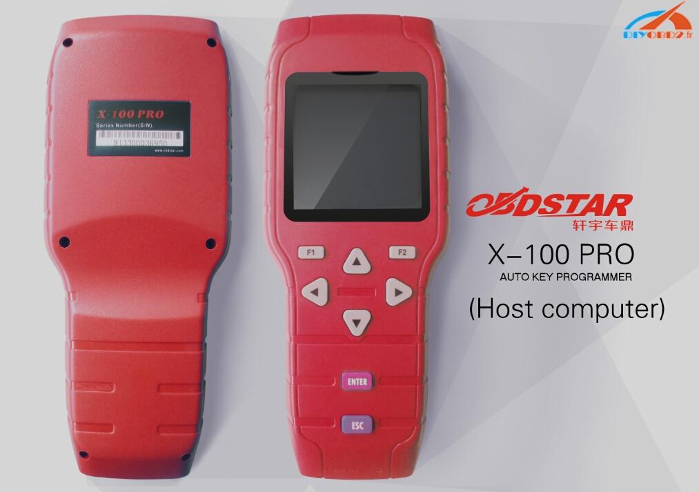 obdstar-x100-pro-changement kilométrage