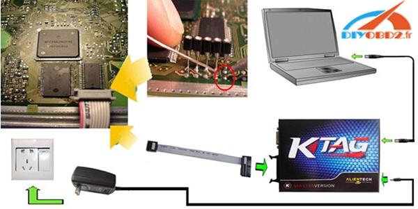 Ktag-firmware-V6.070-PCB