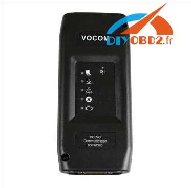 Volvo-88890300-Vocom-VCADS-Interface