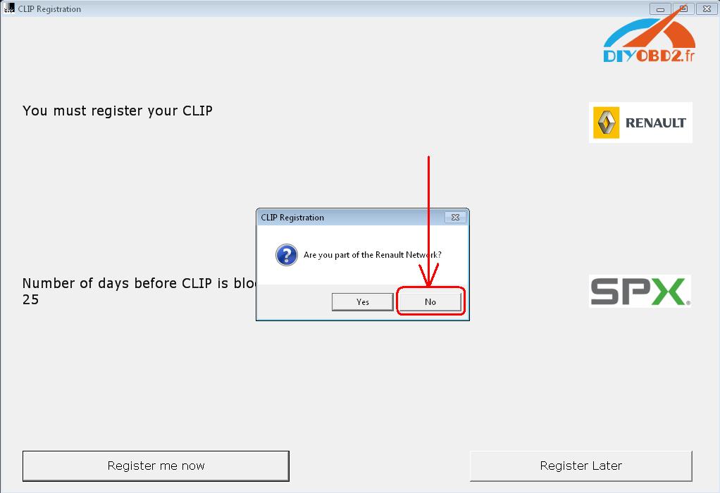 Renault-CLiP-Registration-Step-2