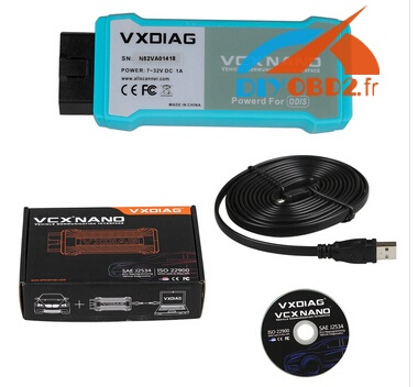 WIFI-Version-VXDIAG-VCX-NANO-5054-ODIS-V3.03