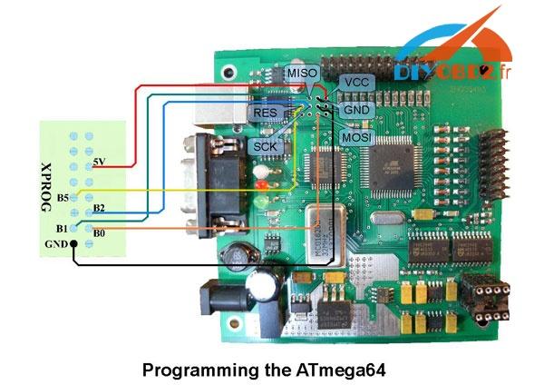 Programming-XPROG-to-XPROG
