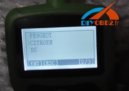 obdstar-f108-read-pin-code-2011-citroen-c5-2