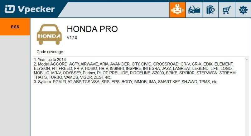 Vpecker-Honda-pro-5