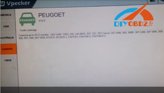 vpecker-easydiag-review-diagnose-peugeot-206-DTC-code-2