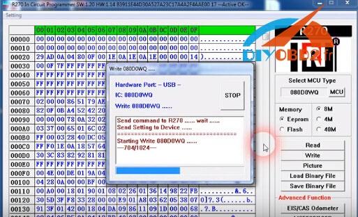 R270-programmer-read-write-080D0WQ-9