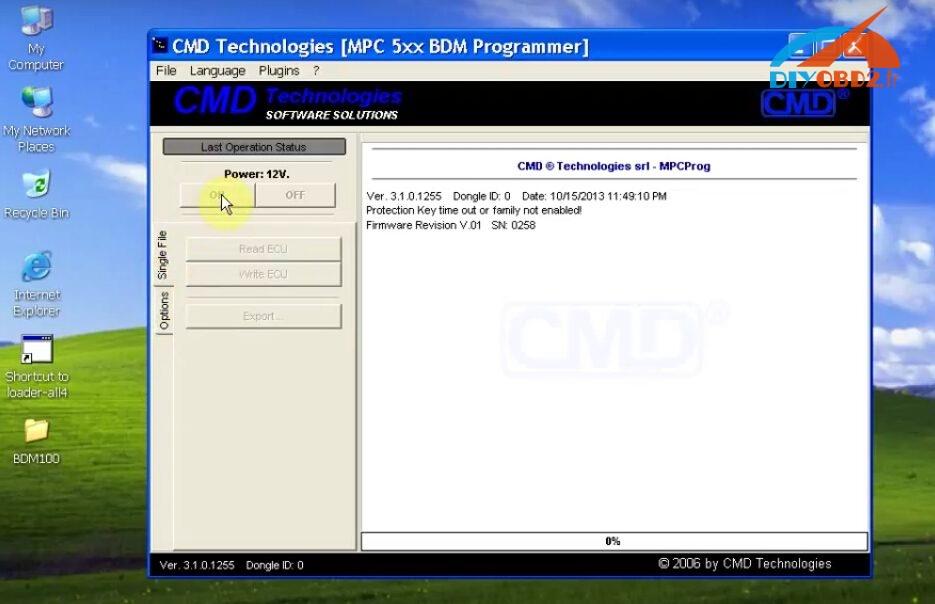 BDM100 V1255 Software Free Download + Install (Tested