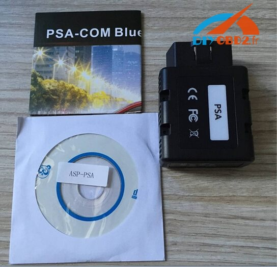 Superscan PSA-COM Software V10 2 13 Free download+ Review | OBD2Diy
