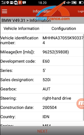 BMW-Window-Reset-with-Launch-X431-PRO3-10
