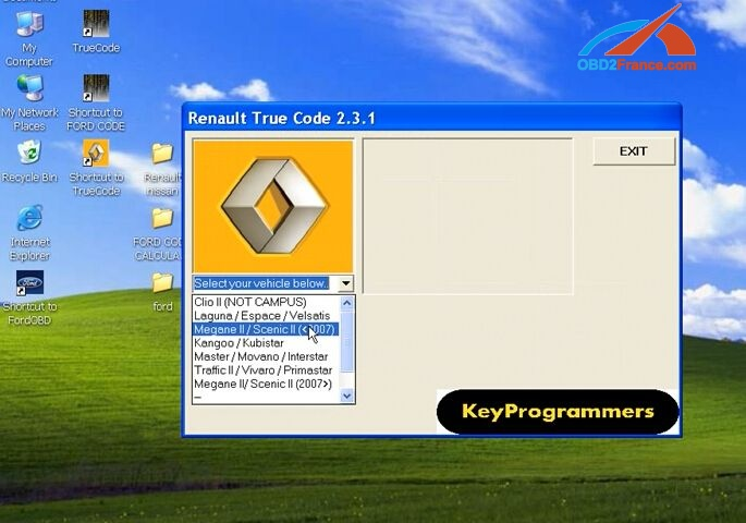 Ford True Code Software
