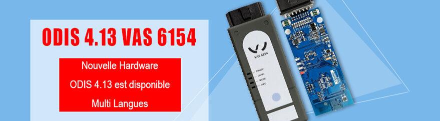 ODIS 4.13 VAS 6154 Diagnostic Appareil Pour VW Audi Skoda Nouvelle Version De VAS 5054A