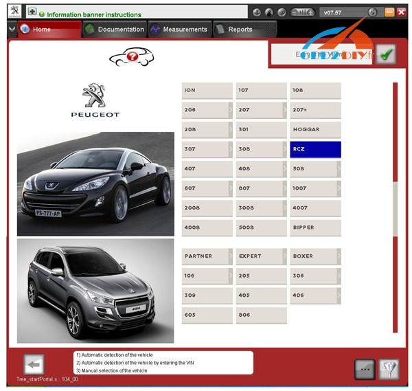 diagbox-v7.57-peugeot-vehicle-list-1