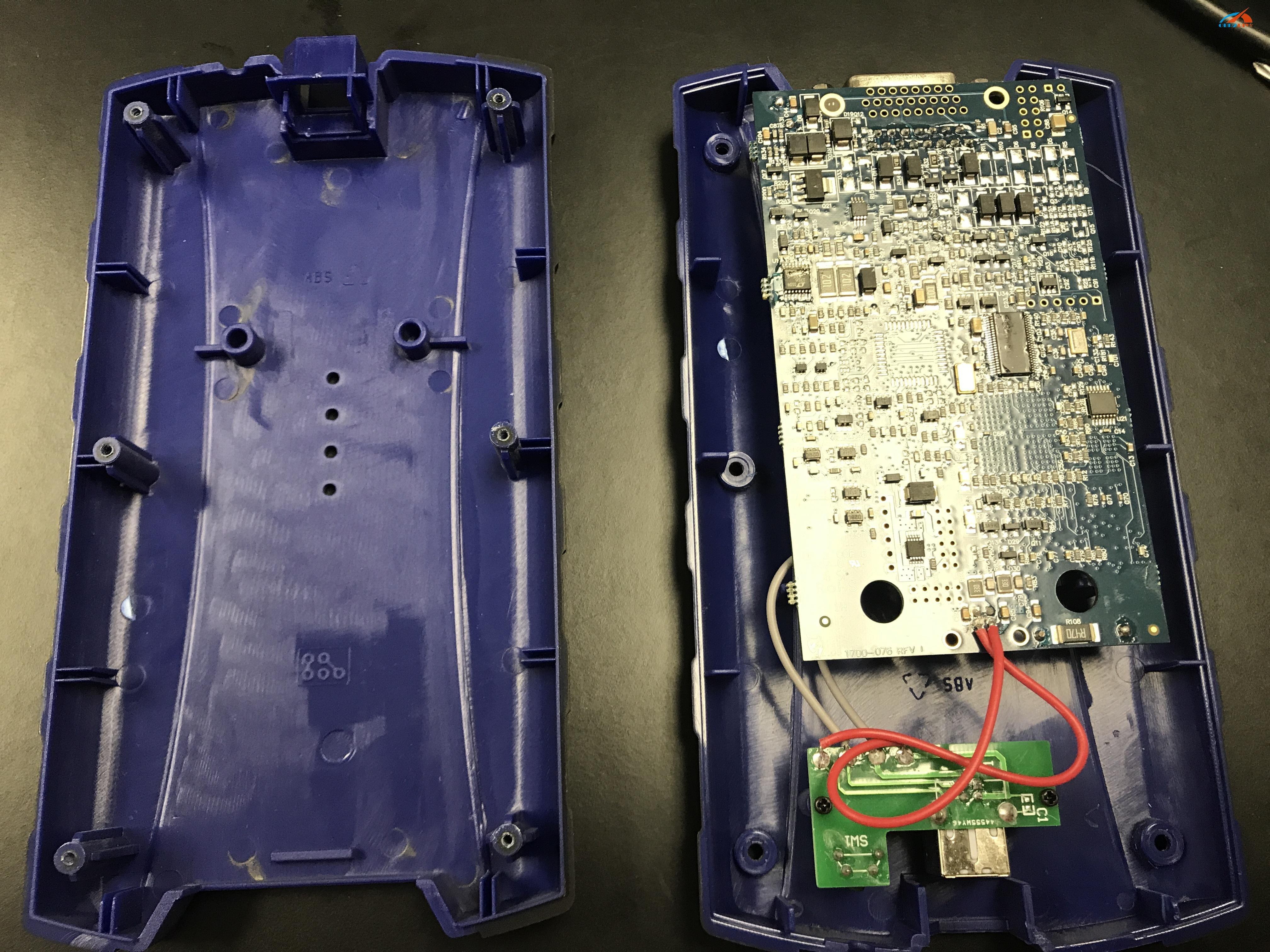 Nexiq-USB-Link-2-Bluetooth-clone-pcb