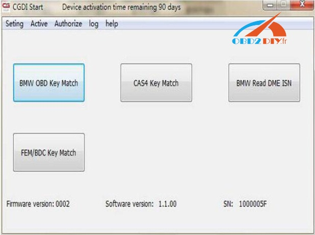 How to update CGDI Prog BMW software to the NEWEST version