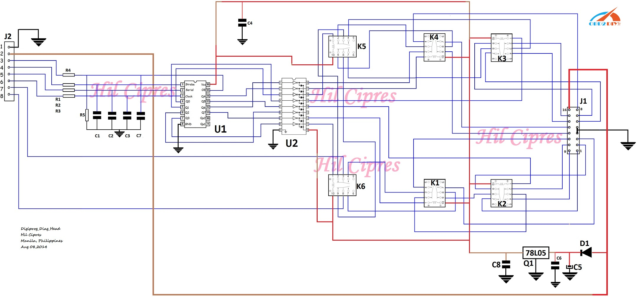 digiprog-3-OBDII-Schematic