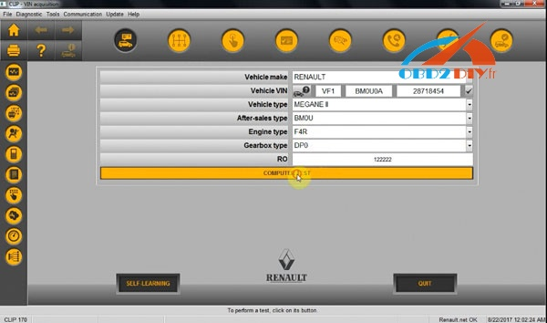 logiciel can clip renault gratuit v174