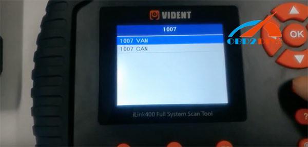 vident-ilink400-Peugeot-diagnosis-18