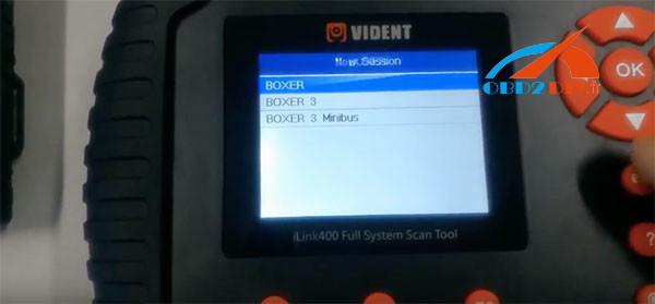 vident-ilink400-Peugeot-diagnosis-25