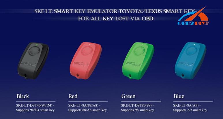 SKE-LT-Smart-Key-Emulator-Work-with-Lonsdor-K518ISE-Key-Programmer-4-in-1-set