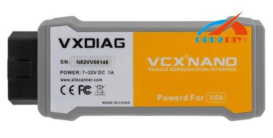 vxdiag-vcx-nano-volvo-vida-2014d-allscanner