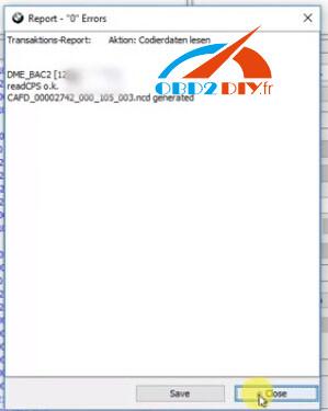 Bimmercode Expert Mode Cheat Sheet G30