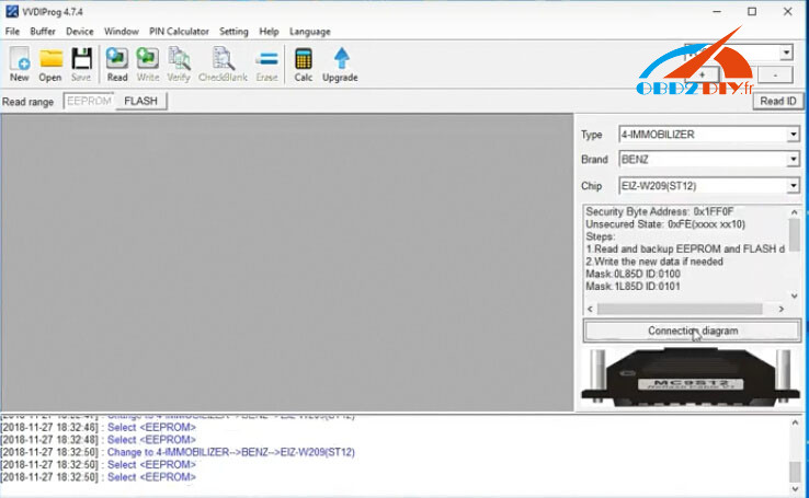 mecedes-c230-all-keys-lost-vvdi-solution-1