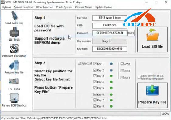 mecedes-c230-all-keys-lost-vvdi-solution-19