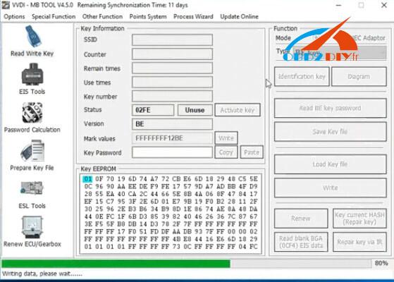 mecedes-c230-all-keys-lost-vvdi-solution-28