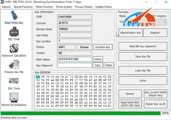 mecedes-c230-all-keys-lost-vvdi-solution-32