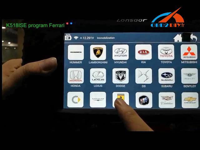 lonsdor-k518-Ferrari-458-remote-1
