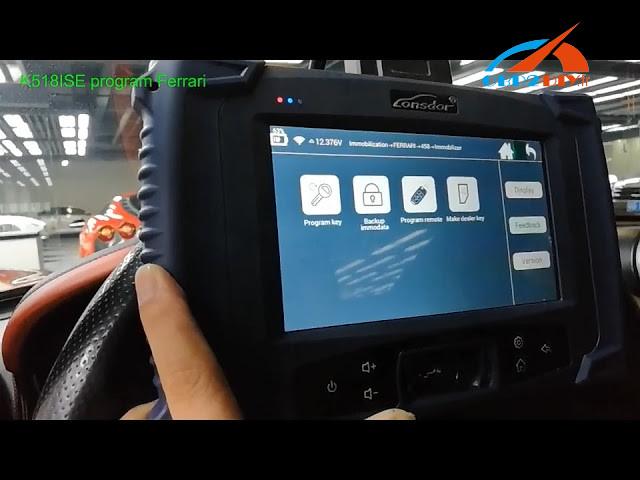 lonsdor-k518-Ferrari-458-remote-10