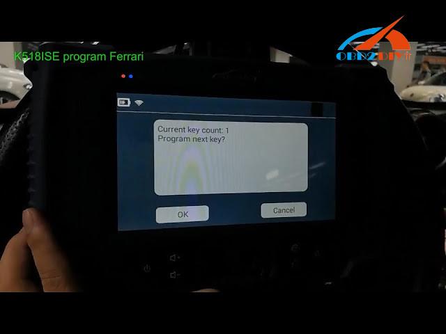 lonsdor-k518-Ferrari-458-remote-13