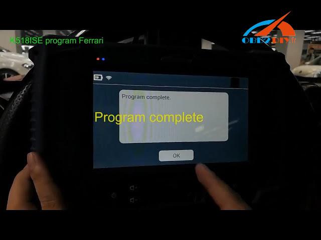 lonsdor-k518-Ferrari-458-remote-14