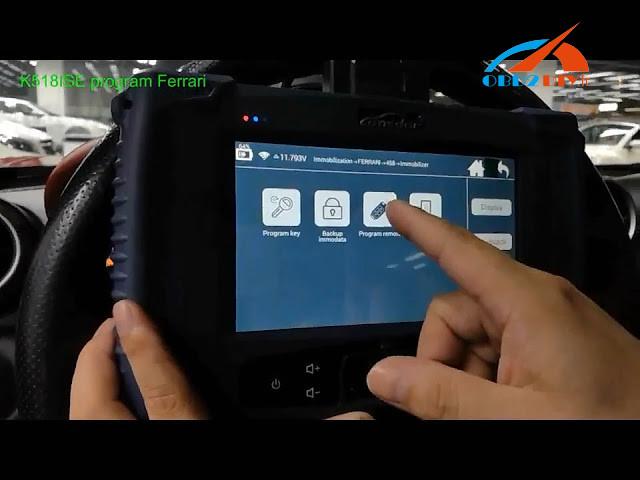 lonsdor-k518-Ferrari-458-remote-15