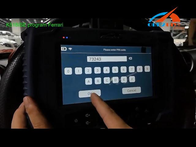 lonsdor-k518-Ferrari-458-remote-16