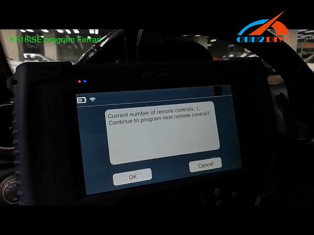 lonsdor-k518-Ferrari-458-remote-19
