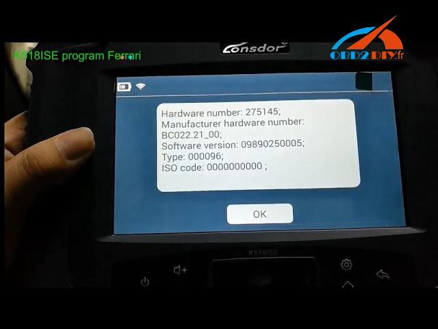 lonsdor-k518-Ferrari-458-remote-5
