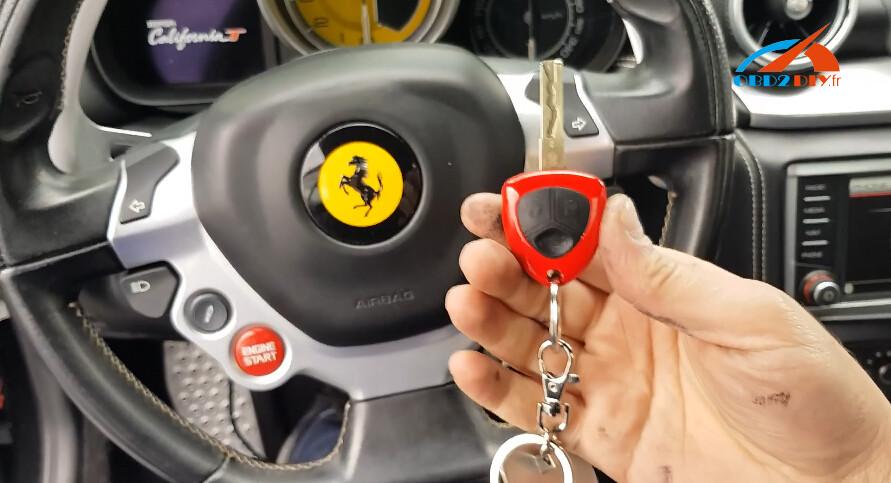 lonsdor-k518-Ferrari-458-remote-program-3