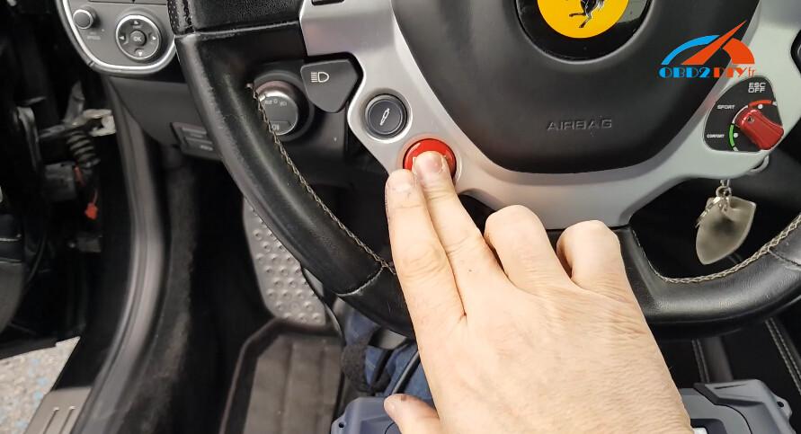 lonsdor-k518-Ferrari-458-remote-program-5