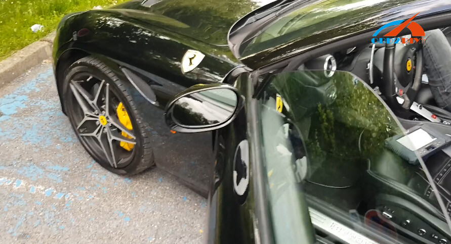 lonsdor-k518-Ferrari-458-remote-program-7